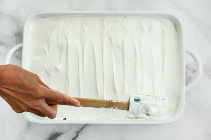 cool whip layer