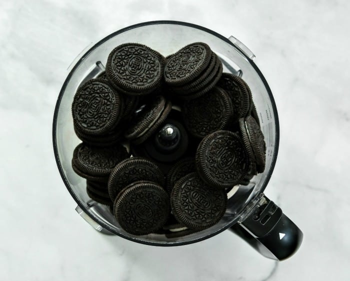 oreo cookies for crust