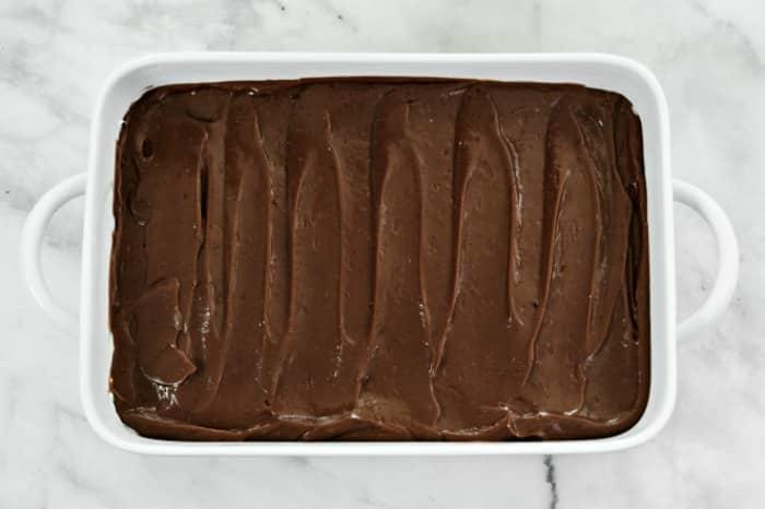chocolate layer