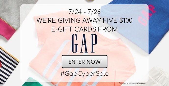 gap cyber sale