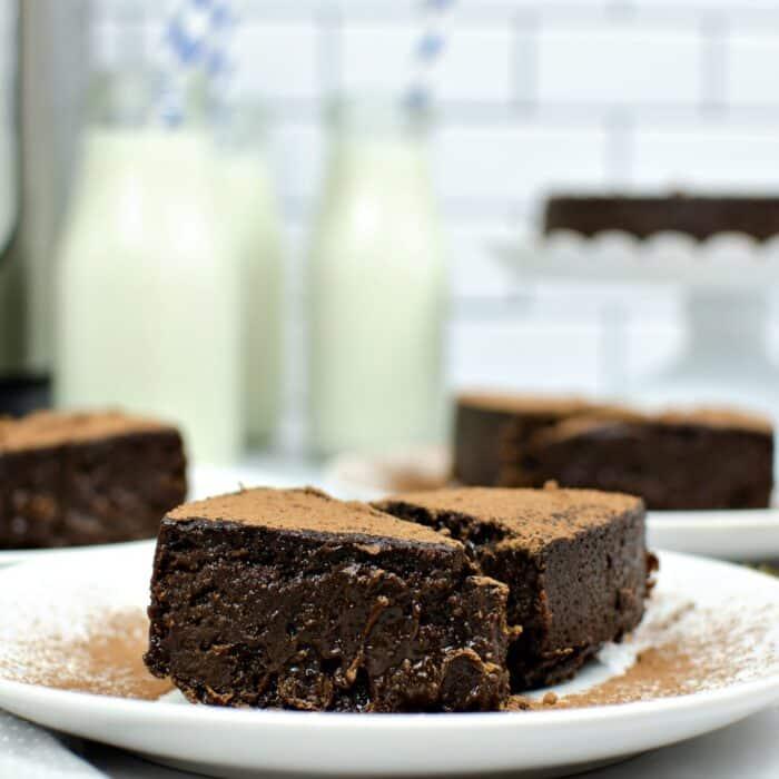 best flourless chocolate cake