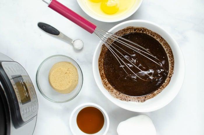 gluten-free dessert in instant pot