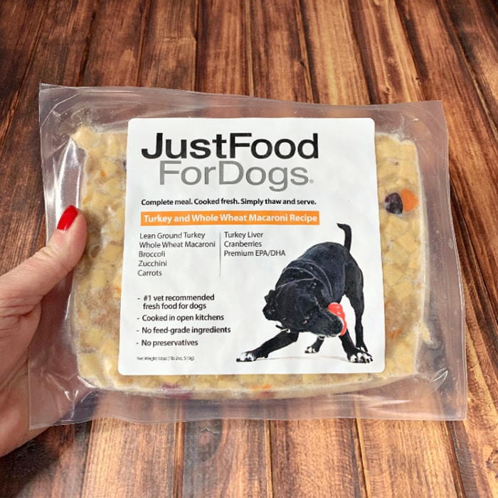 JustFoodForDogs Real Dog Food