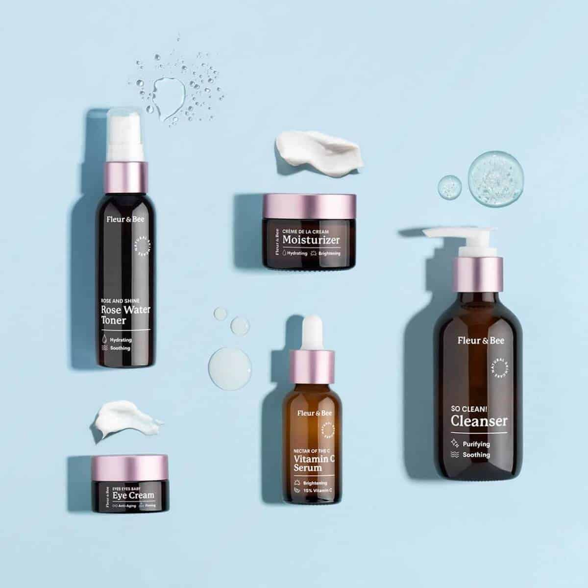 Fleur and Bee Skincare