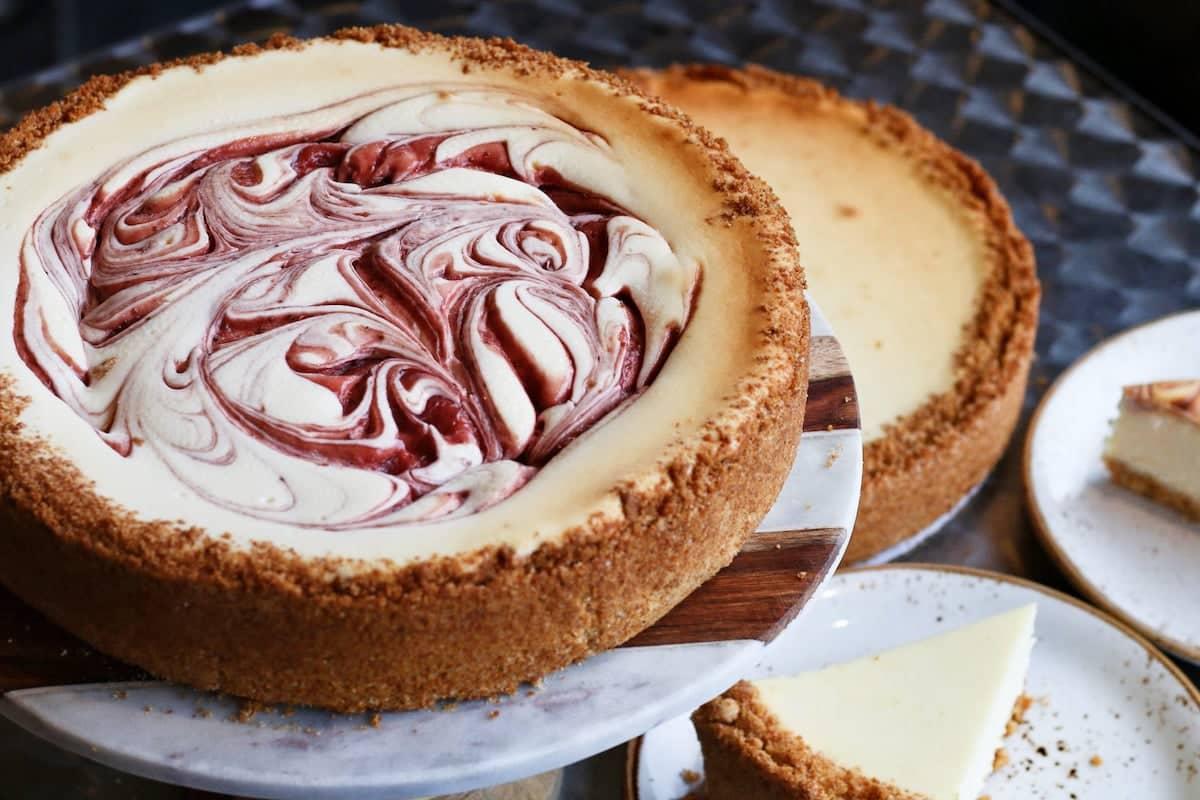 cotton blues cheesecake