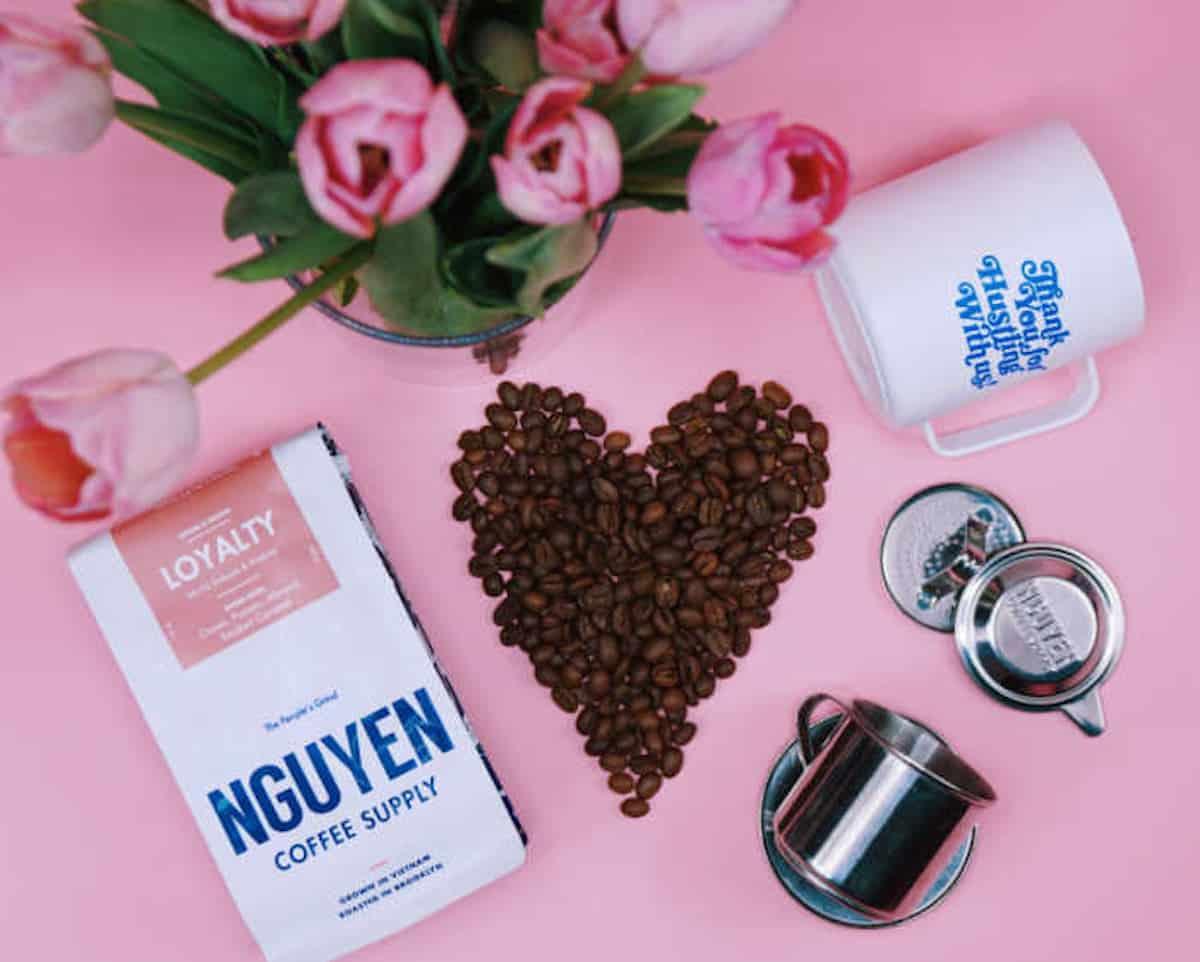 nguyen coffee