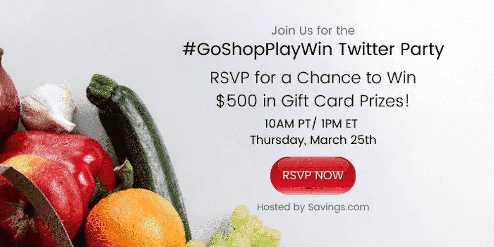 Go Shop Play Monopoly Game Twitter Party