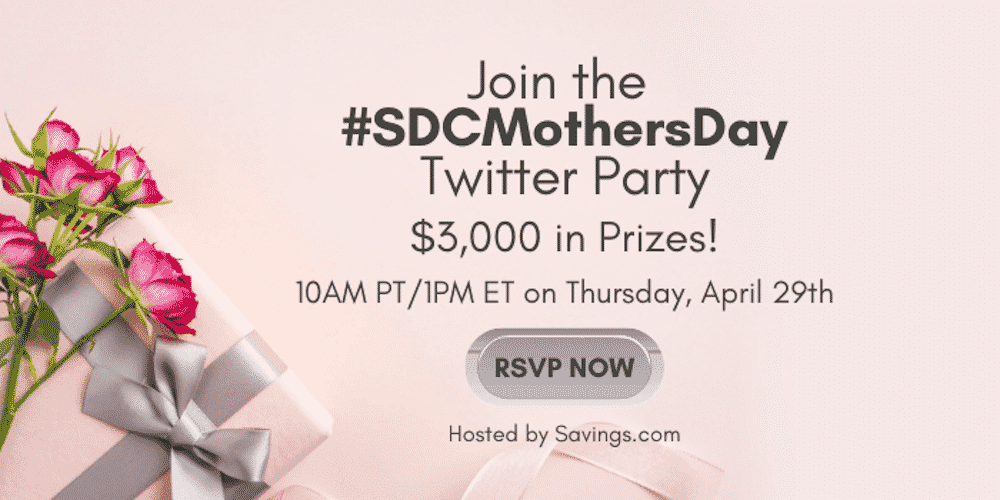 Mother's Day Twitter Party