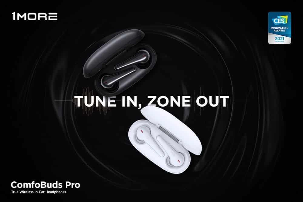 1More Comfobuds Headphones