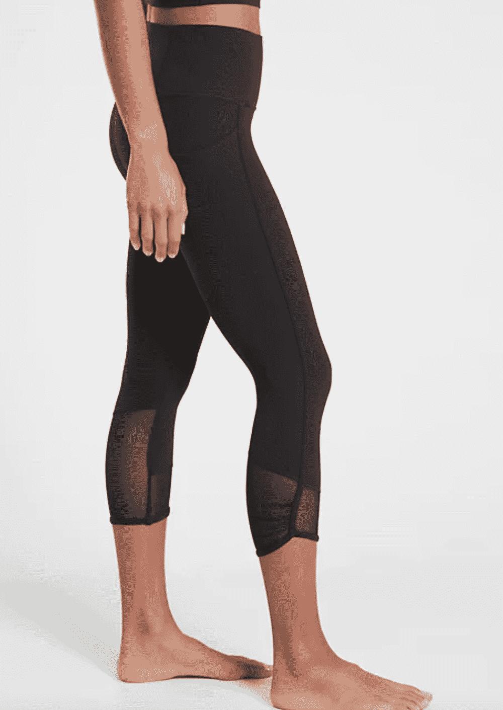 capri tights with pockets