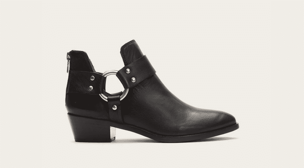 ray harness booties from frye